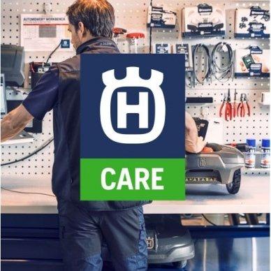 Husqvarna Care TM Pratesta garantija